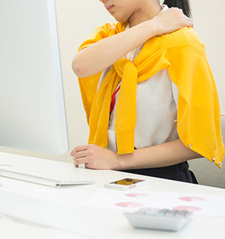 肩こり・頭痛画像